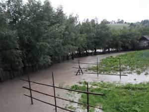 Cantități foarte mari de precipitații au căzut în ultimele ore