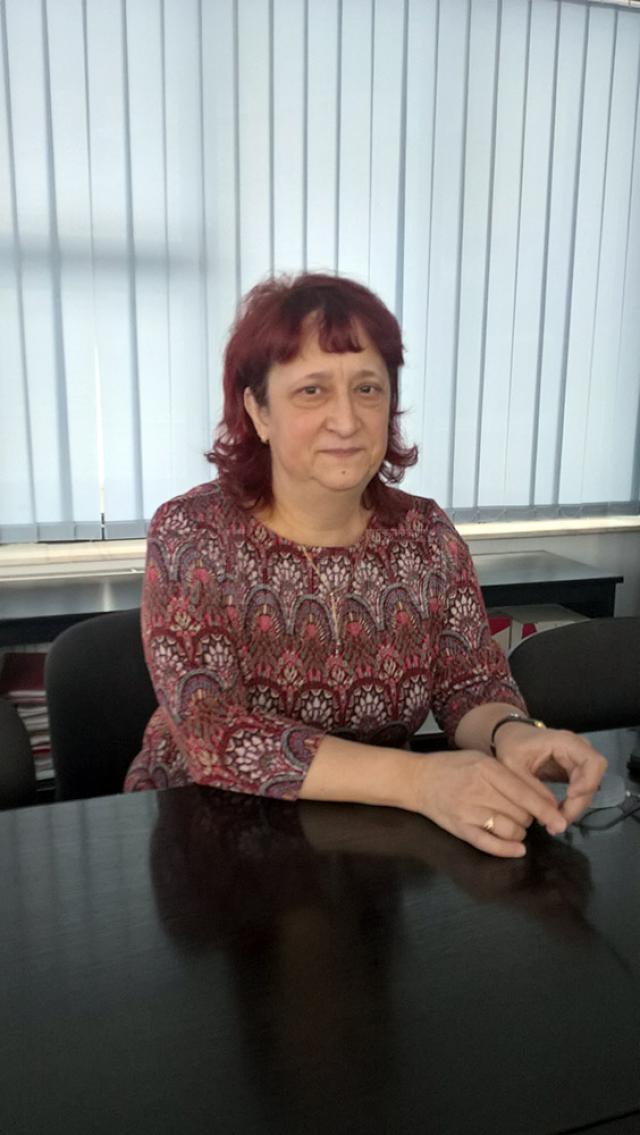 Directorul Direcţiei de Sănătate Publică Suceava, dr. Cătălina Zorescu