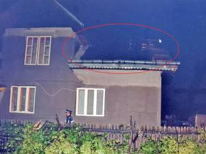 Gaura din acoperiș