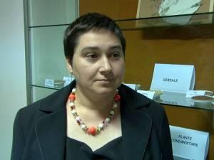 Biolog dr. Florentina-Carmen Oleniuc