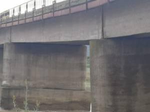 Podul de la Milișăuți a fost închis