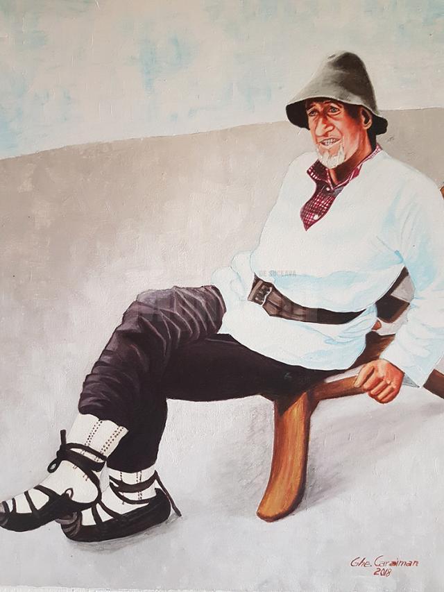 Tabăra de pictură din Poiana Dacilor, promotor al Bucovinei în întreaga țară