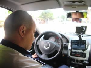 Poliţiştii au acţionat zilnic cu 10 maşini cu radare