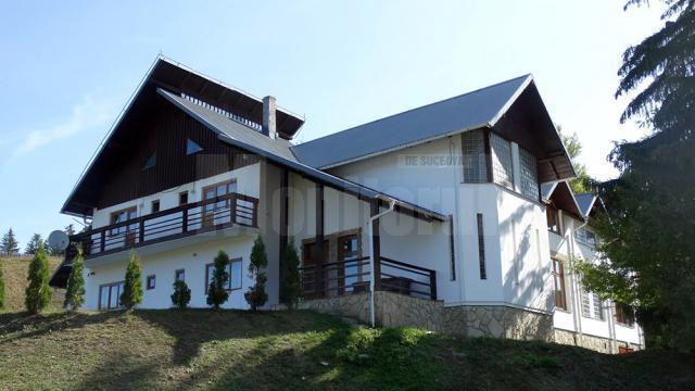 Cabana Braniște, județul Suceava