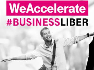 WeAccelerate, programul prin care start-up-urile pot creşte într-un ritm accelerat, cu sprijinul Telekom Romania. Înscrie-te şi tu!