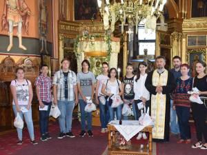 """Premierea elevilor de la Şcoala """"Alexandru Ioan Cuza"""" cu rezultate meritorii la Olimpiada naţională de religie ortodoxă"""