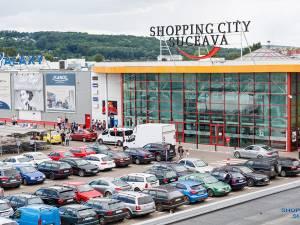 Centrul comercial Shopping City Suceava