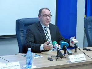 Mihai Dimian, rectorul interimar al USV