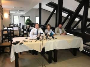 Ministrul Turismului, Bogdan Trif, la Suceviţa