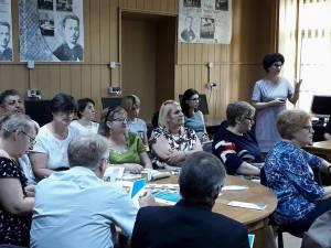 Conferinţa de lansare a proiectului a avut loc vineri