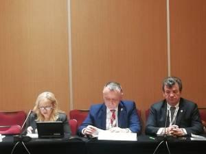 Senatorul PSD Virginel Iordache a participat la Adunarea Parlamentară a Francofoniei