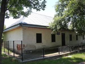 Actuala clădire a Căminului Cultural Dărmănești, care va intra în proces de modernizare