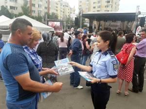 Campanie de prevenire a fraudelor online, în municipiul Rădăuți