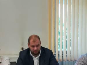 Consilierul Emanuel Mitric