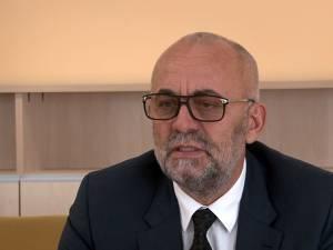"""Managerul Spitalului de Urgență """"Sfântul Ioan cel Nou"""" din Suceava, Vasile Rîmbu"""