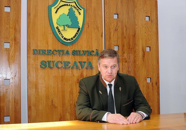 Șeful Direcției Silvice Suceava, Sorin Ciobanu