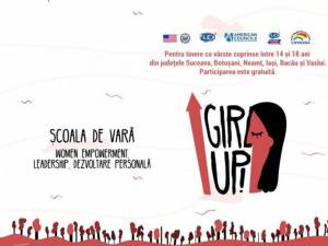 Tabăra de Vara Girl Up!