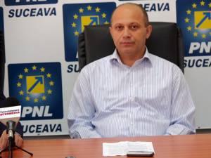 Senatorul PNL de Suceavab Daniel Cadariu
