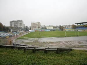 Stadionul Areni va găzdui meciuri de Liga a III-a