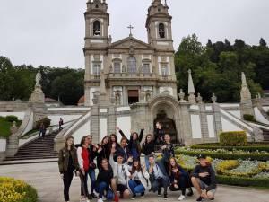 Elevii fălticeneni de la profilul turism fac practică în hoteluri din Europa