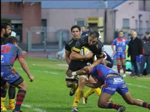 Internaționalul român de seniori din Gura Humorului Vlad Nistor își continuă cariera în rugby-ul francez