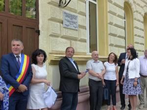 """Caravana """"Zestrea Bucovinei"""" a poposit în orașul Siret"""