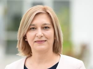 Conf. univ dr. Mariana Lupan, prodecan al Facultății de Științe Economice și Administrație Publică din cadrul USV
