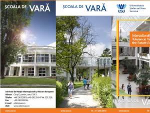 Şcoala de vară pe teme de istorie, cultură și civilizație, la Vatra Dornei
