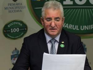"""Ion Lungu: """"Sper să putem demara în sfârşit programul de modernizare al colectării deşeurilor menajere, care este aşteptat de suceveni"""""""