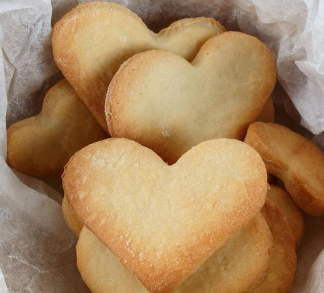 """Prăjiturele """"Frau Brunhilde"""" (reţeta veche). Foto: pinterest.com"""