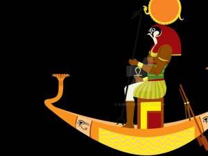 RA - Zeul Soarelui la egipteni