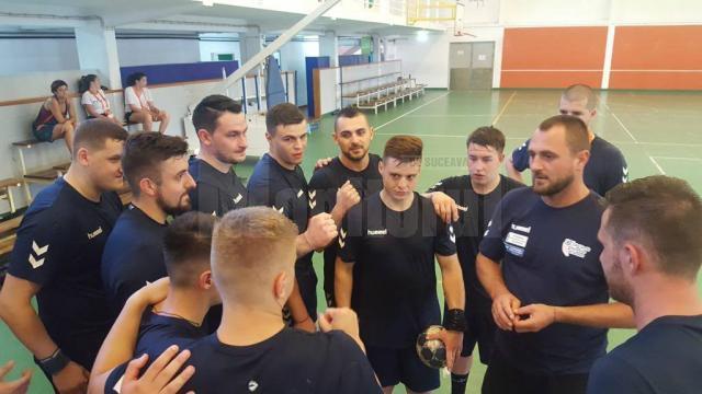Handbaliștii suceveni s-au calificat în semifinalele europeanului universitar
