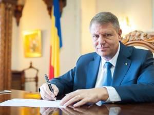 Preşedintele Klaus Iohannis. Foto: stiripesurse.ro