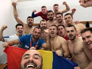 """Universitatea """"Ştefan cel Mare"""" Suceava a câştigat medalia de bronz la Campionatul European Universitar"""