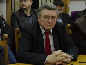 Vasile Latiș - comisar-șef adjunct CJPC Suceava