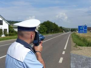 Poliţiştii vor acţiona și cu 5 radare pistol