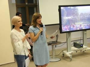 """Primul eveniment """"Conectează-te la comunitate!"""" organizat la Suceava"""