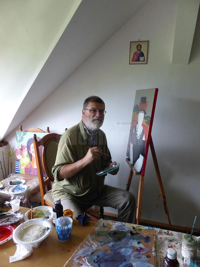 Maestrul Mihai Pânzaru PIM