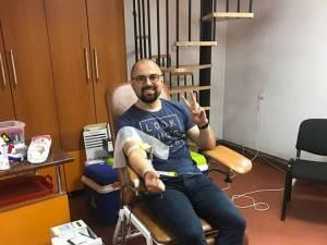 Campania de donare de sânge organizată de Dorna Medical a avut succes în rândul dornenilor