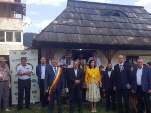 """Caravana """"Zestrea Bucovinei"""" a poposit la Câmpulung Moldovenesc"""