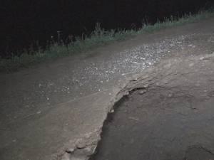 Drum rupt la Capu Campului