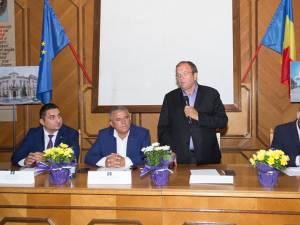 Şedinţa de alegeri a TNL Rădăuţi