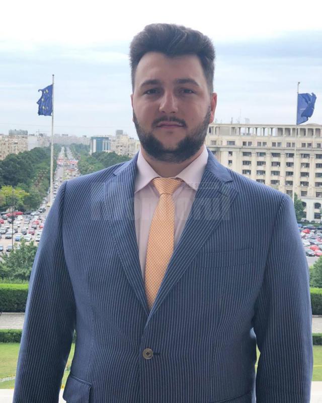 Silviu Cătălin Tibeică a devenit președintele Organizației TNL Rădăuți