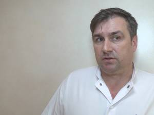 Șeful UPU Suceava, dr. Liviu Cîrlan