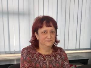 Dr. Cătălina Zorescu, director executiv al DSP Suceava