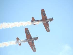Mitingul aviatic Suceava Air Show a fost anulat după tragedia de pe aerodromul Frătăuţi