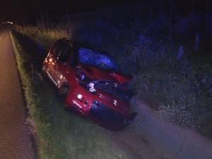 Mașina care a provocat moartea a două persoane