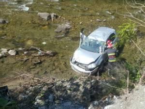 Accidentul de pe DN 18
