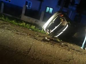 Accidentul a fost provocat de un șofer băut