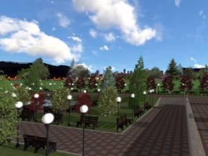Proiectul de reabilitare a Parcului Vladimir Florea